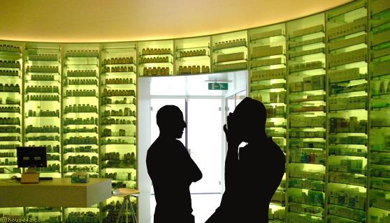 Lairesse Pharmacy - Amsterdam
