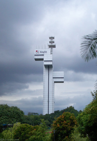 SingTel Communication Tower