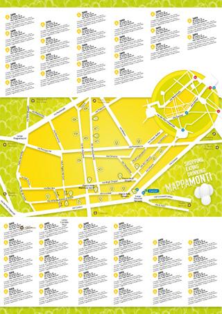 MappaMonti - Map