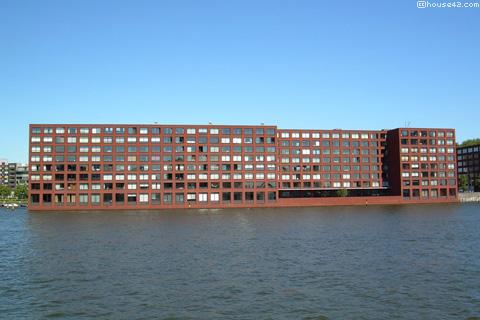 Housing Complex - Amsterdam