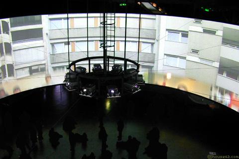 Monolith Interiors - Expo.02 Morat