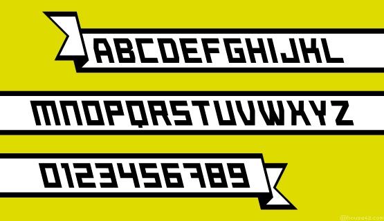 Proclama - FontStruct Font