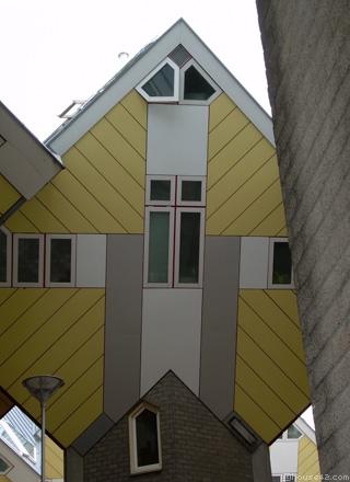Kubuswoningen - Rotterdam