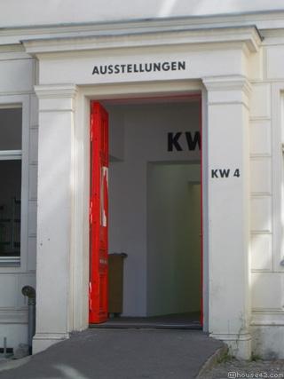 KW Entrance - Berlin