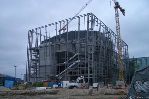 DR Concert Hall Construction Site