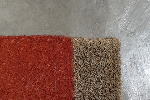 Two-Tone Coir Mat - Doormat
