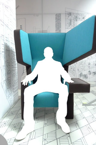 Ear Chair - Armchair