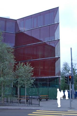 Elsässertor II Commercial Building - Basel