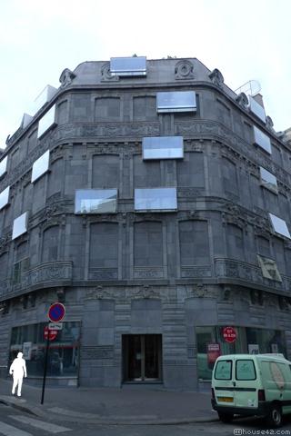 Hôtel Fouquet's Barrière - Paris