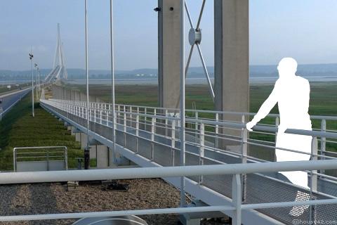 Normandy Bridge - Le Havre / Honfleur