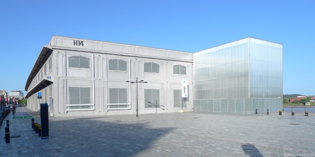 Hangar 14 - Bordeaux