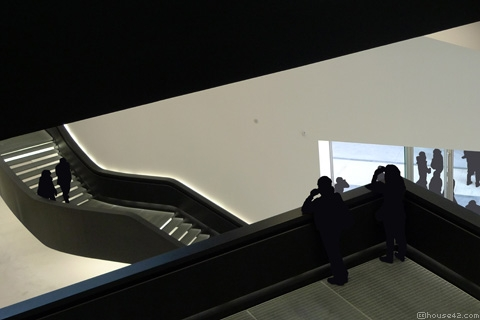 MAXXI Museum Entrance Hall - Roma
