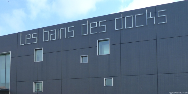 Les Bains des Docks - Le Havre