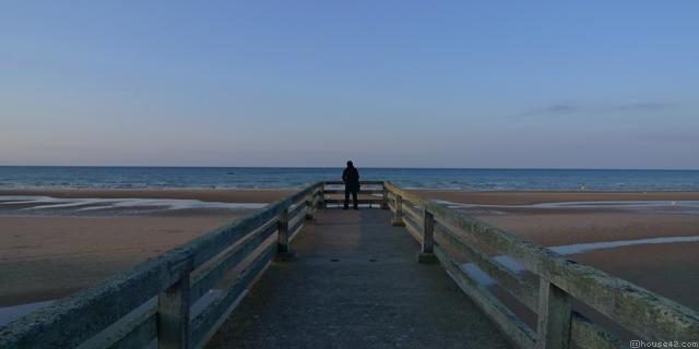 Omaha Beach - Vierville-sur-Mer