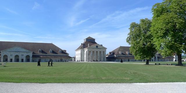 Saline Royale - Arc et Senans