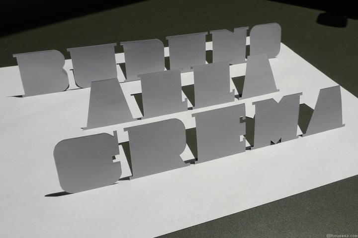 Budino - FontStruct Font