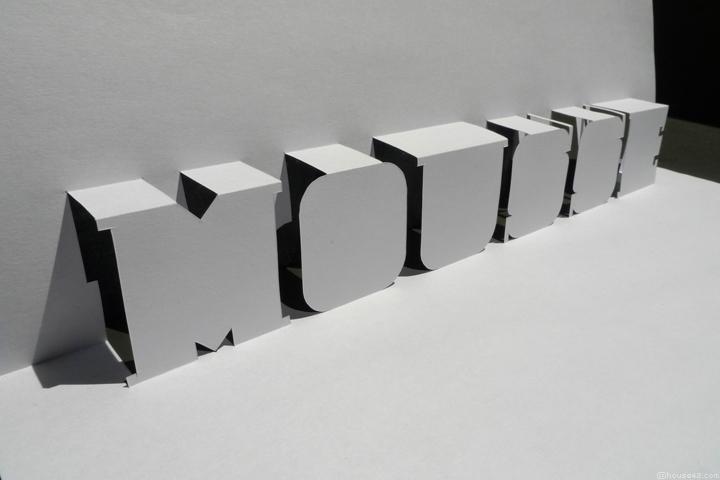 Budino Kiri - FontStruct Font