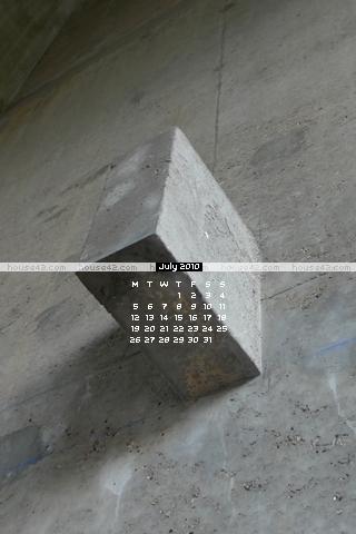 Concrete Stub - Desktop Wallpaper