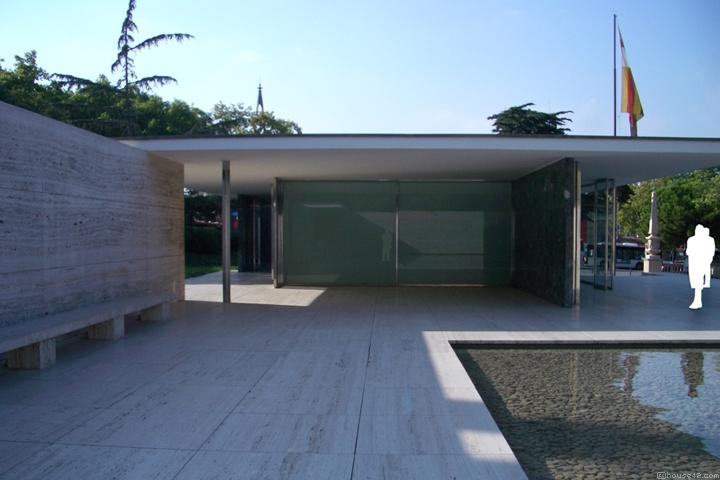 Barcelona Pavilion - Barcelona