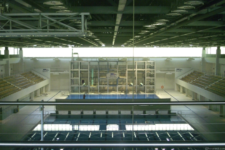 Olympic Cycle Stadium and Swimming Pool - Berlin