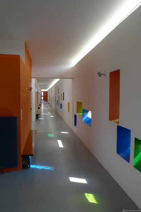 Unité d'Habitation Nursery School - Firminy