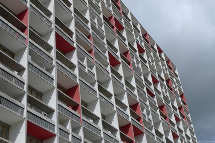 Unité d'Habitation - Firminy