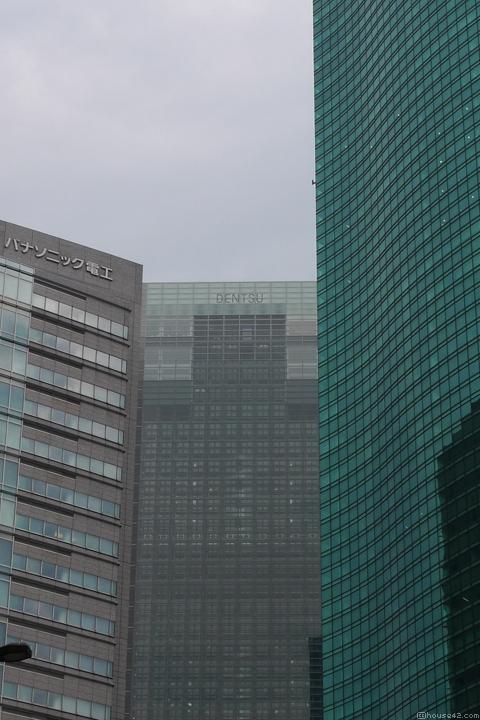 Dentsu Tower - Tokyo