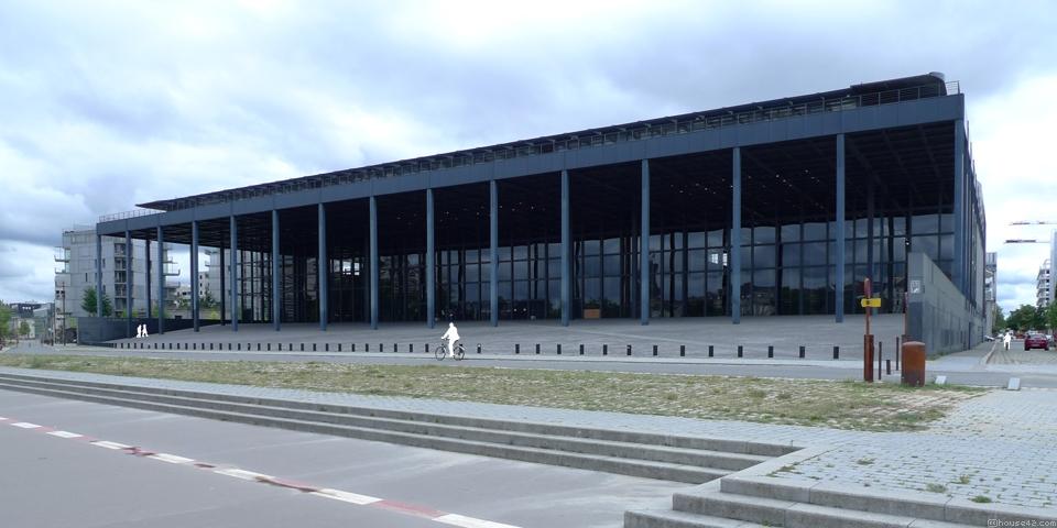 Nantes Courthouse - Nantes
